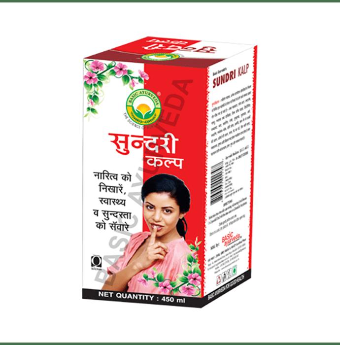 Basic Ayurveda Sundrikalp Syrup