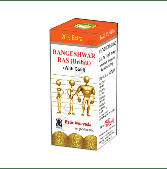 Basic Ayurveda Brihat Bangeshwar Ras