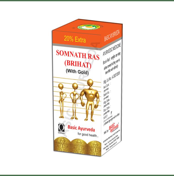 Basic Ayurveda Brihat Somnath Ras