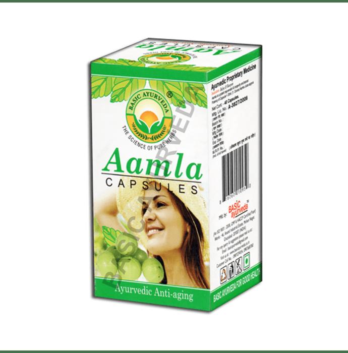 Basic Ayurveda Aamla Capsule