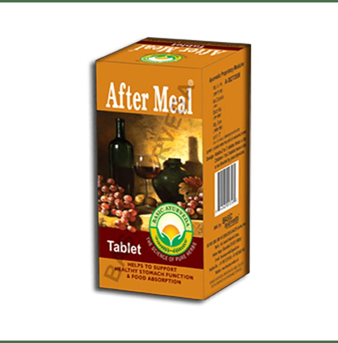 Basic Ayurveda After Meal Tablet