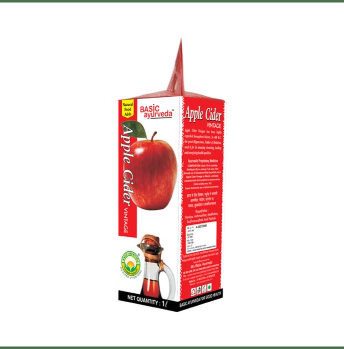 Basic Ayurveda Apple Cider Vinegar
