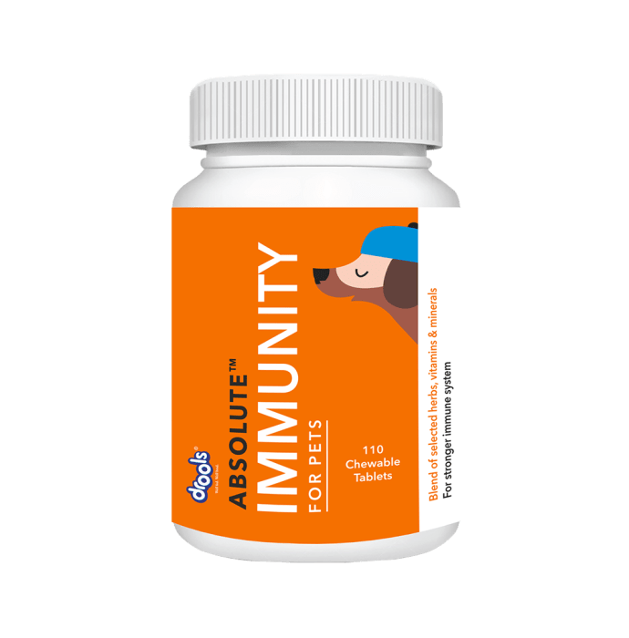 Drools Absolute Immunity Tablet -Dog Supplement