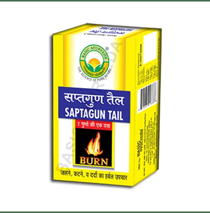 Basic Ayurveda Saptagun Tail Pack of 2