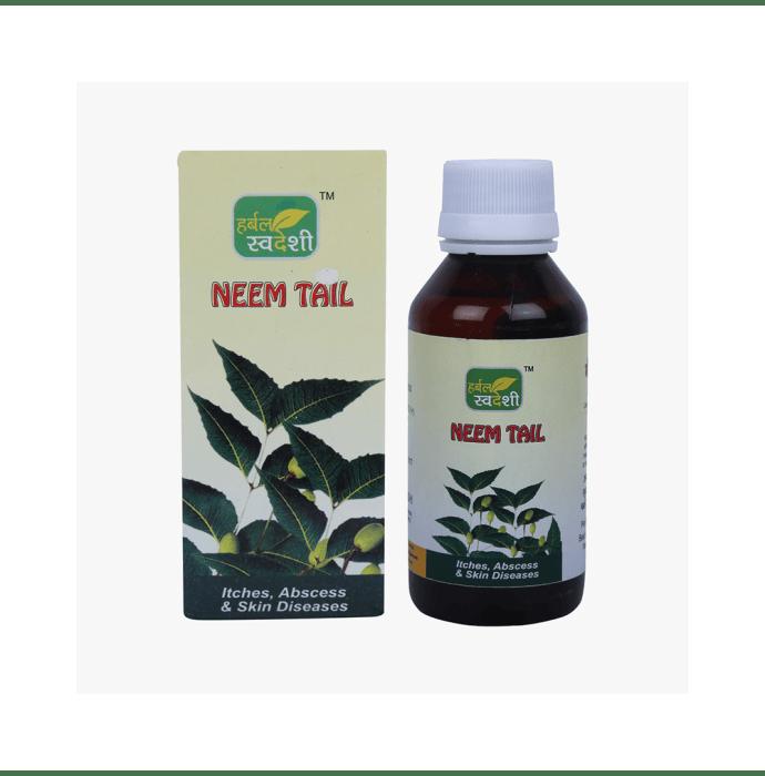 Herbal Swadeshi Neem Tail