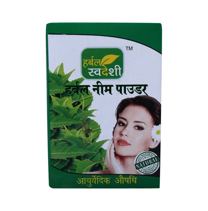 Herbal Swadeshi Herbal Neem  Powder