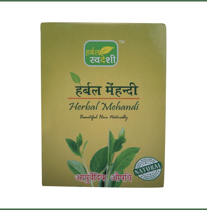 Herbal Swadeshi Herbal Mehandi