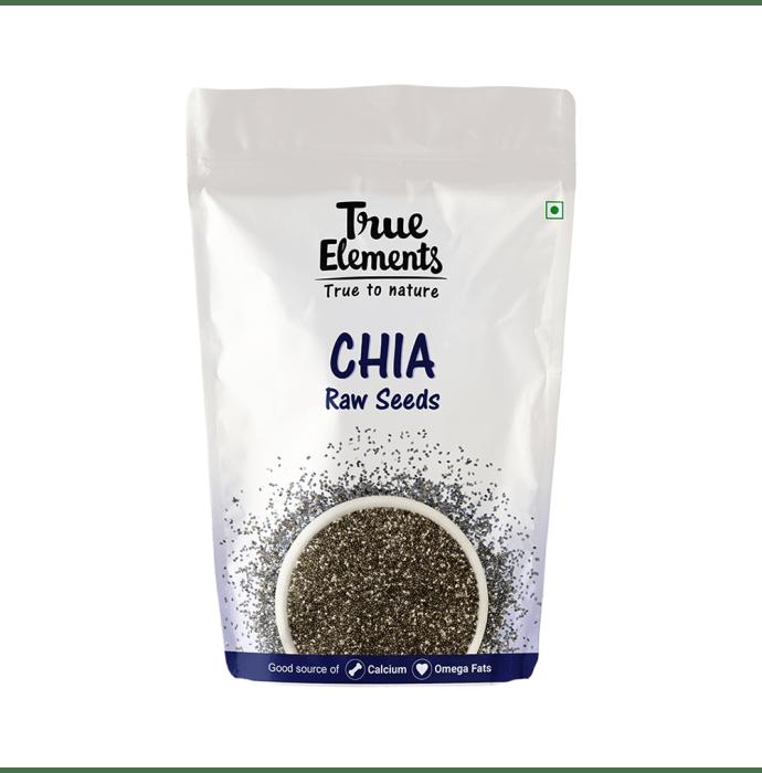 True Elements Chia Raw Seeds