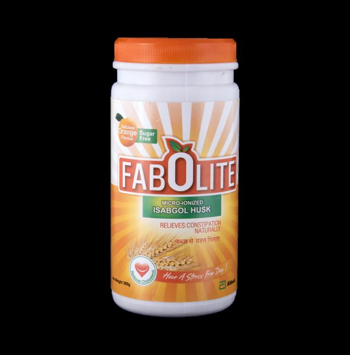 Fabolite Powder Orange Sugar Free