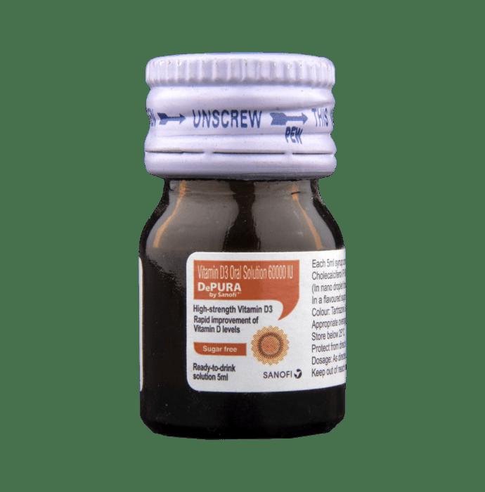 Depura Oral Solution 5 ml