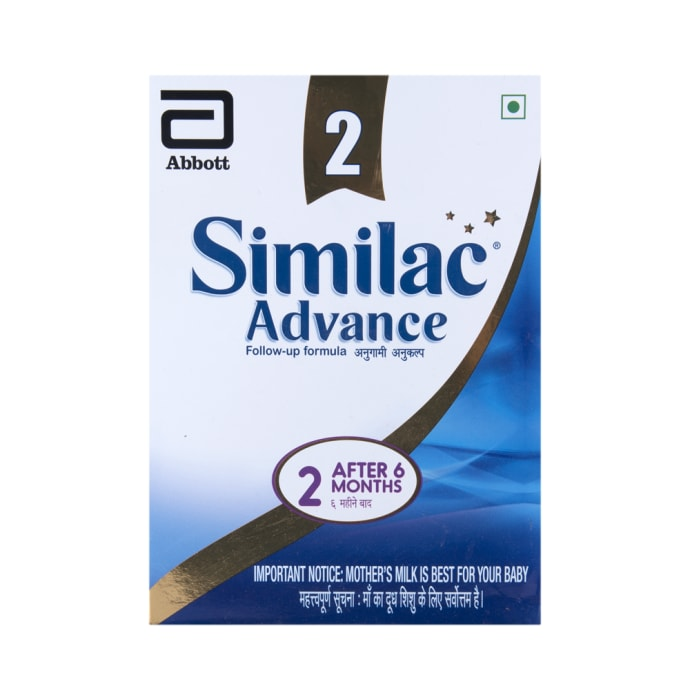 Similac Advance Stage 2 Follow Up Formula