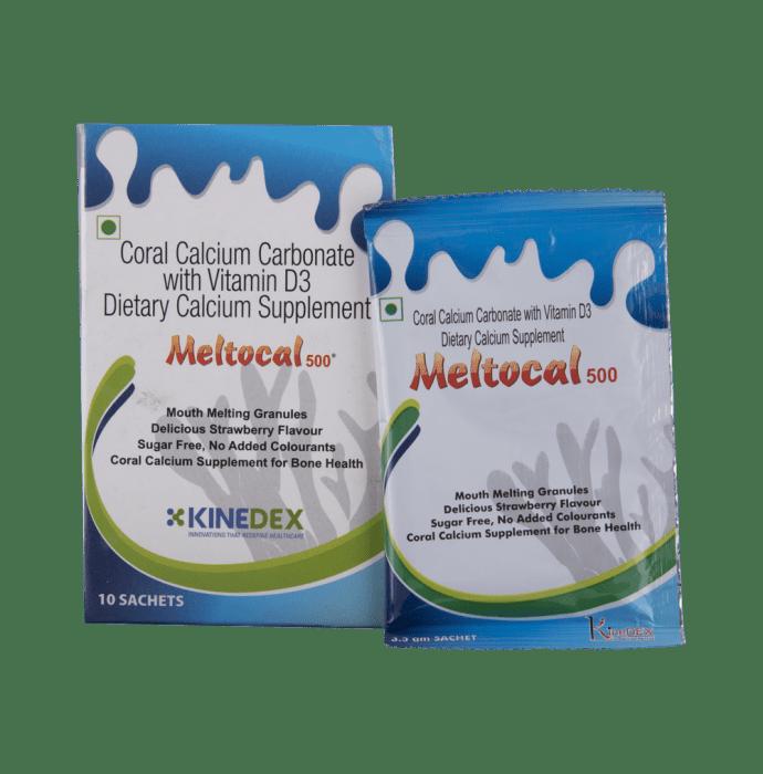Meltocal  500 Granules