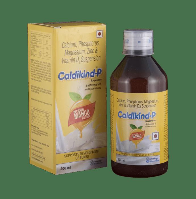 Caldikind -P Oral Suspension Delicious Mango