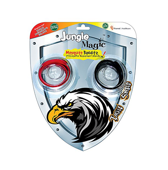 Jungle Magic Mosquito Banditz - Eagle Shield