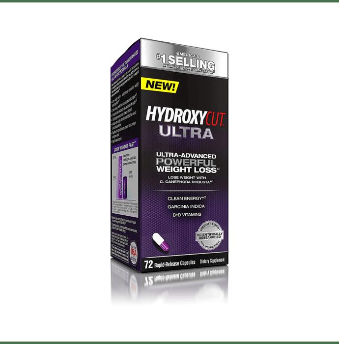 Muscletech Hydroxycut Ultra Capsule