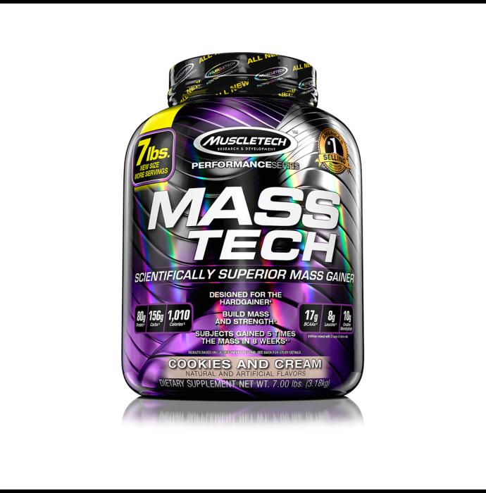 Muscletech Performance Series Mass Tech Cookies & Cream