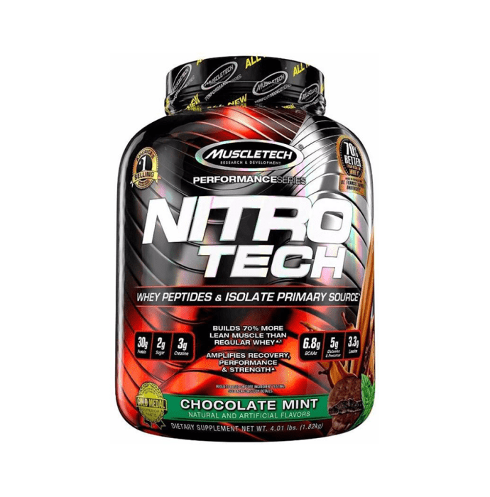 Muscletech Performance Series Nitro Tech Chocolate Mint