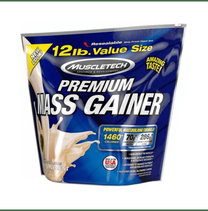 Muscletech Premium Mass Gainer Vanilla