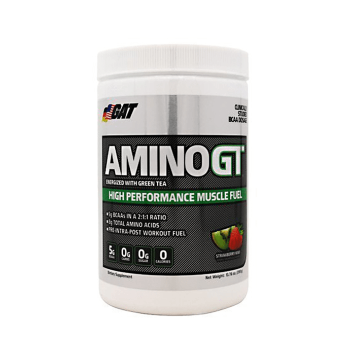 GAT Sport AminoGT Strawberry Kiwi