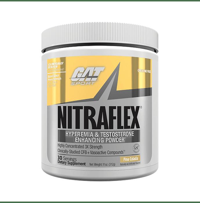 GAT Sport Nitraflex Powder Pina Colada