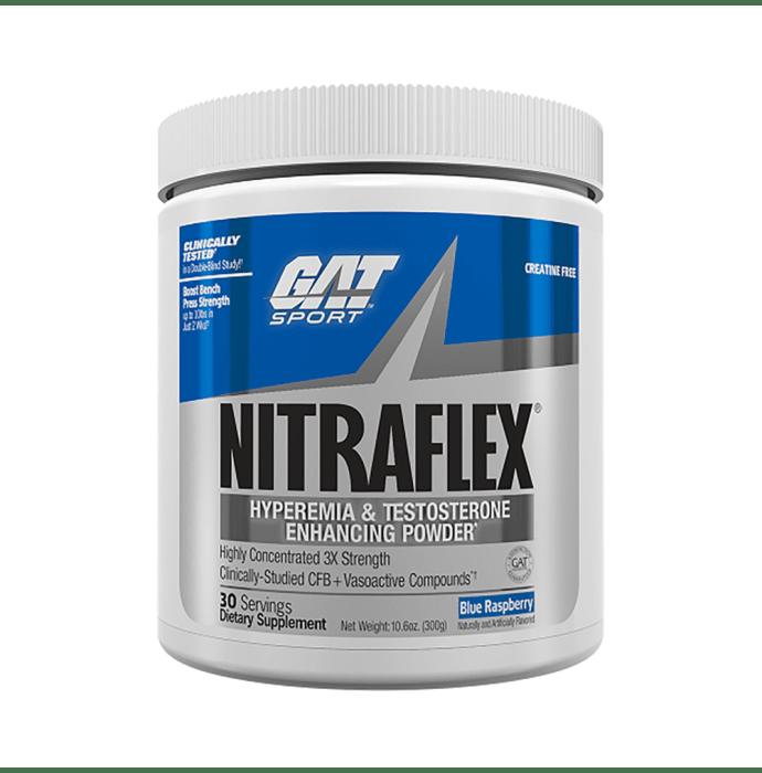 GAT Sport Nitraflex Powder Blue Raspberry