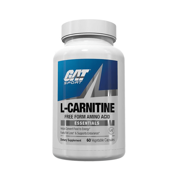 GAT Sport L Carnitine Vegetable Capsule
