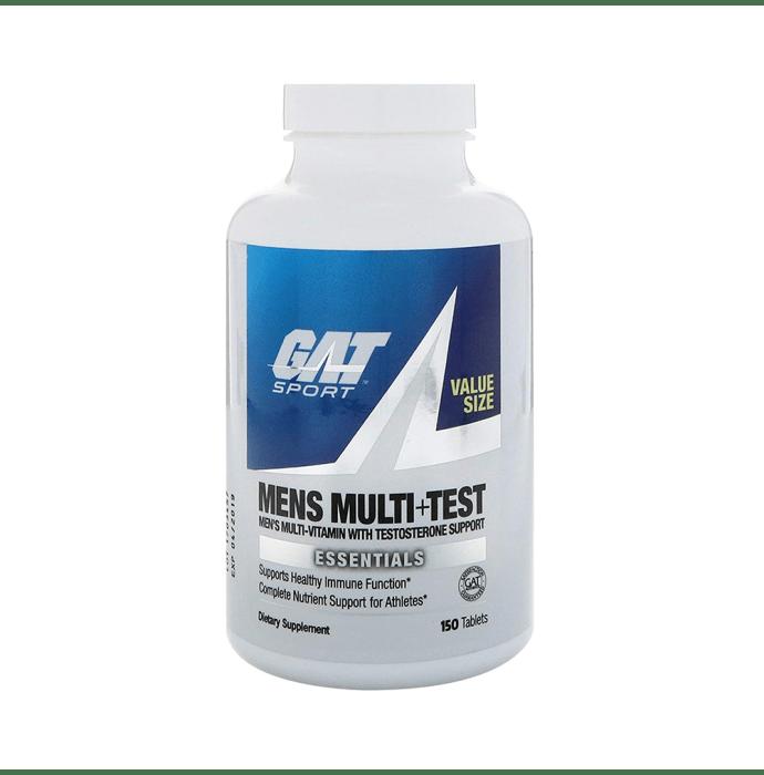 GAT Sport Mens Multi+Test Tablet