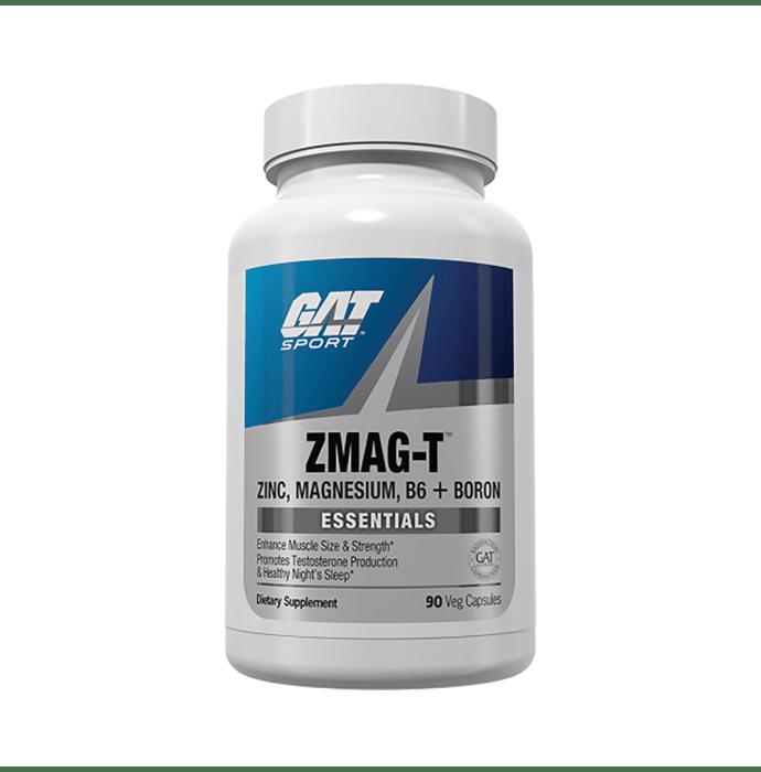 GAT Sport Zmag-T Veg Capsule