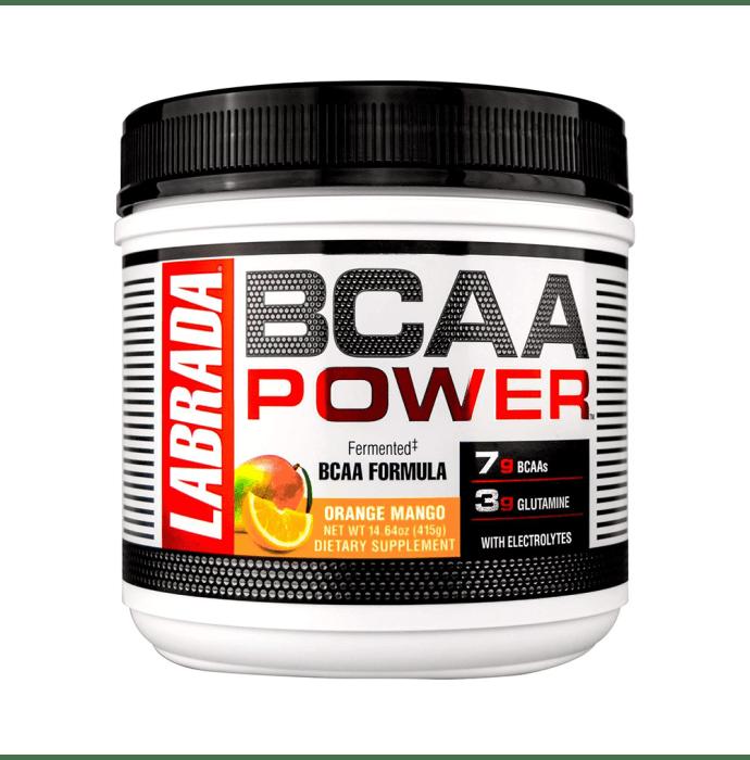 Labrada Nutrition BCAA Power Fermented Orange Mango
