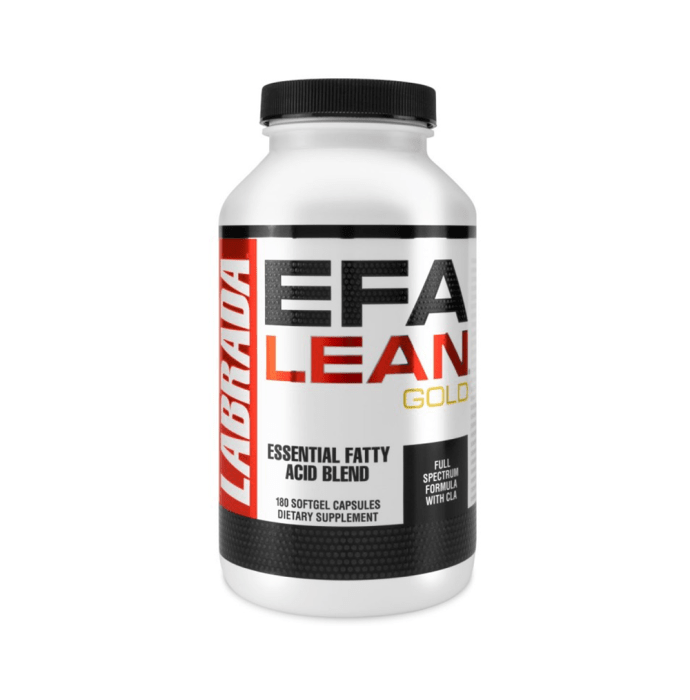 Labrada Nutrition EFA Lean Gold Softgel Capsules