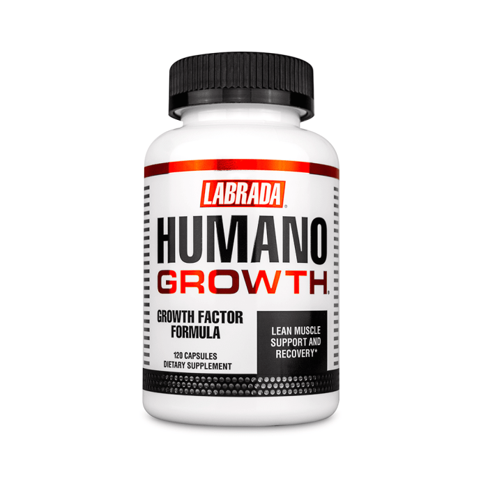 Labrada Nutrition Humano Growth Capsule