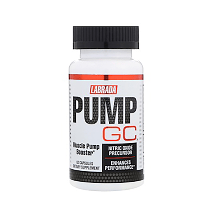 Labrada Nutrition Pump GC Capsule