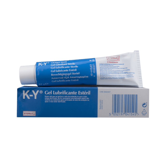 K-Y Lubricating Gel