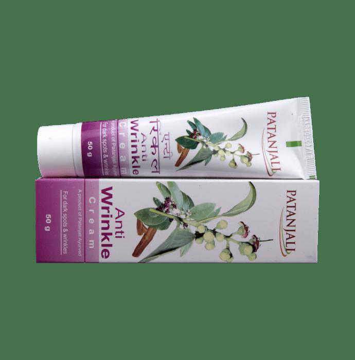 Patanjali Ayurveda Anti Wrinkle Cream