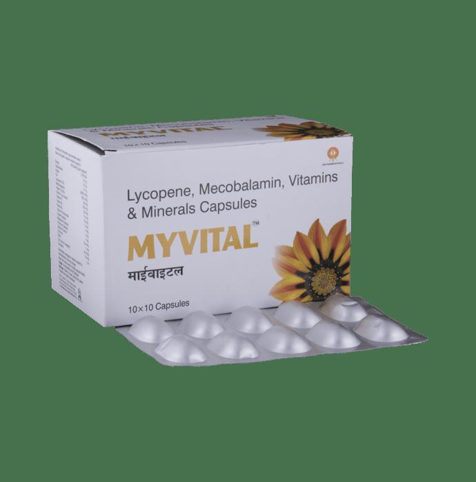 Myvital Capsule