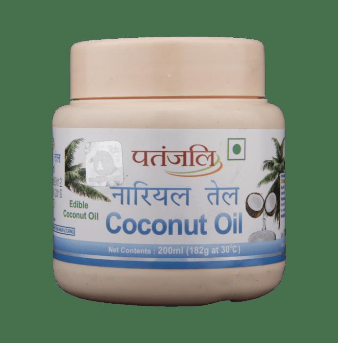Patanjali Ayurveda Coconut Oil