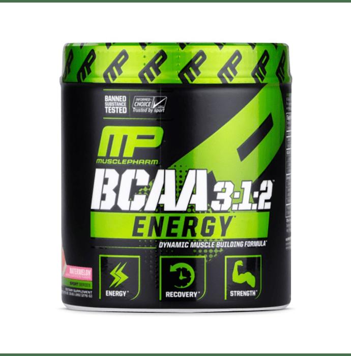 Muscle Pharm BCAA 3:1:2 Energy Powder Watermelon