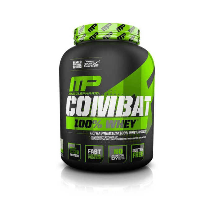 Muscle Pharm Combat 100% Whey Strawberry