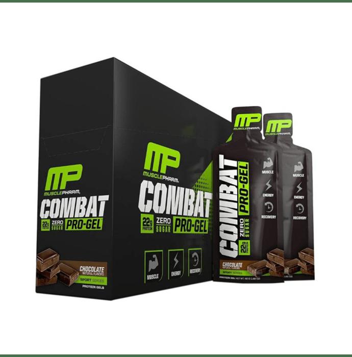 Muscle Pharm Combat Pro Gel Chocolate Milk