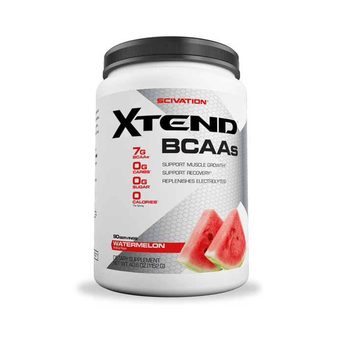 Scivation Xtend BCAA Powder Watermelon