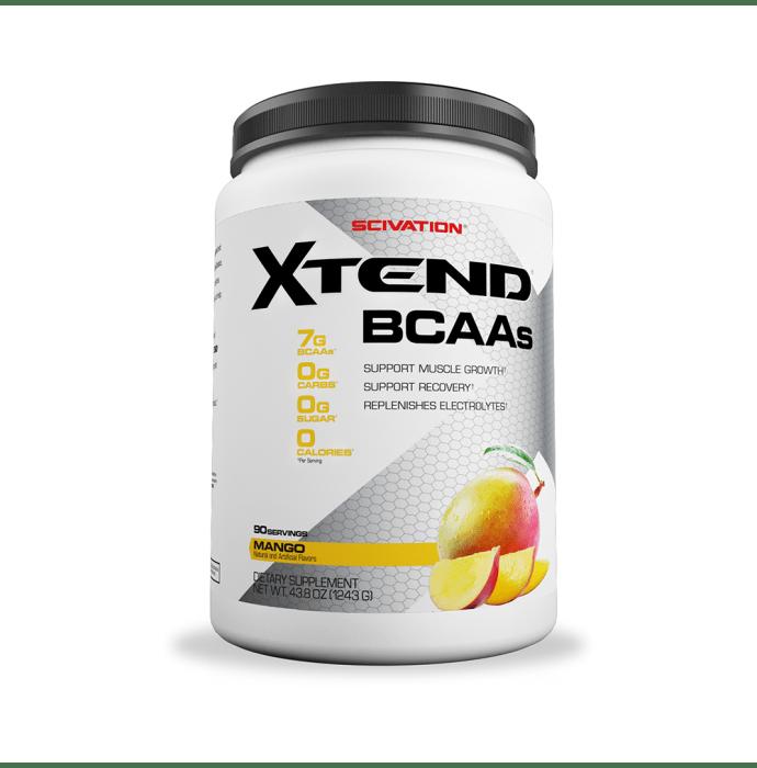 Scivation Xtend BCAA Powder Mango