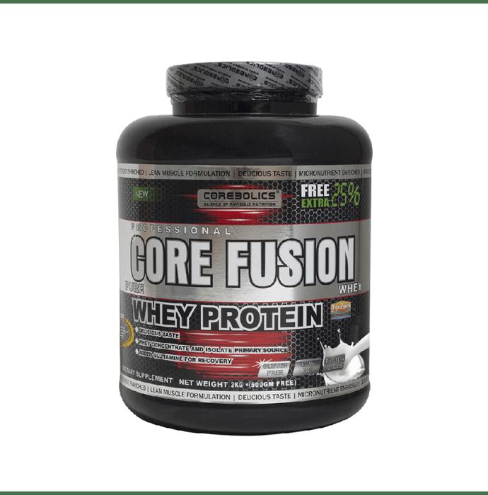 Corebolics Core Fusion Whey Protein Strawberry Ice-Cream