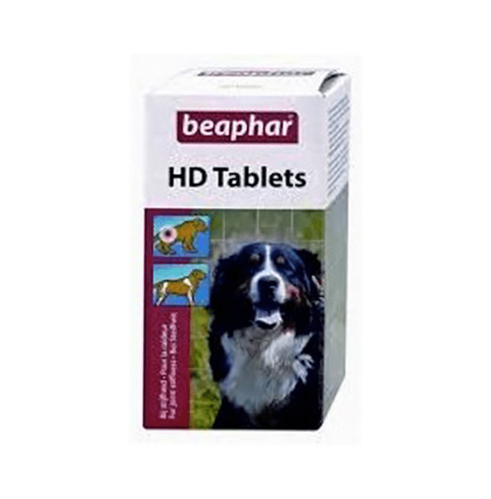 Beaphar HD Joint Management Tablets for Dogs