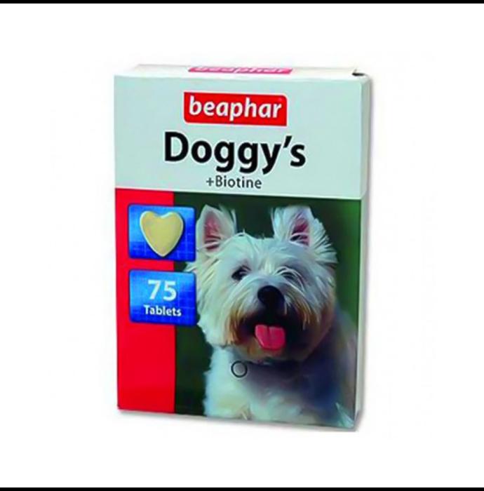 Beaphar Doggy's Biotine Tablet