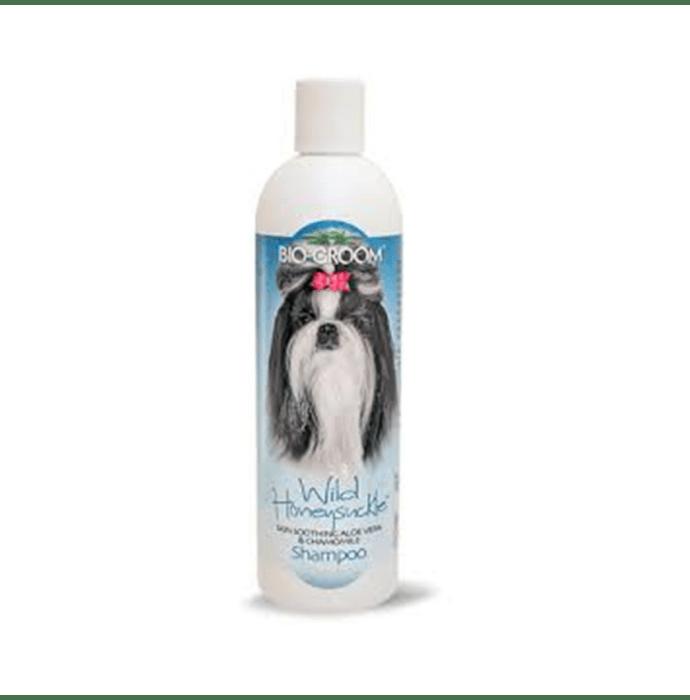 Bio-Groom Wild Honeysuckle Shampoo For Pets