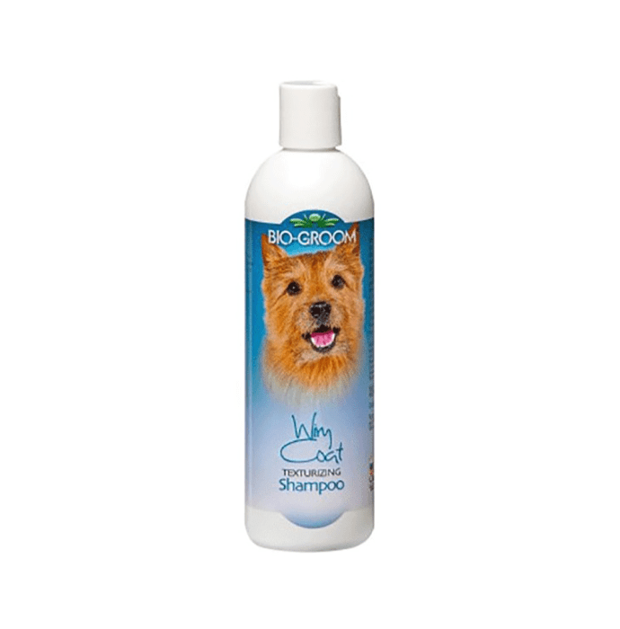 Bio-Groom Wiry Coat Texturizing Shampoo For Pets