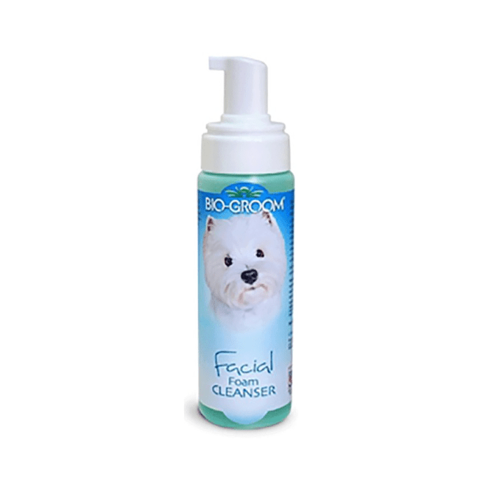 Bio-Groom Facial Foam Cleanser For Pets