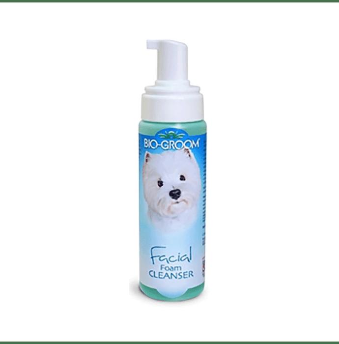 Bio-Groom Facial Foam Cleanser For Pets