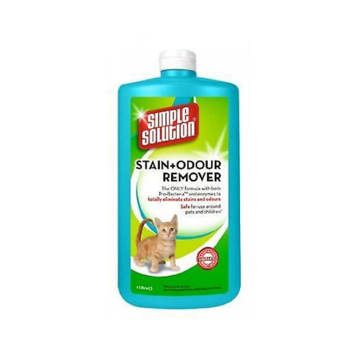 Simple Solution Stain & Odor Remover For Cats