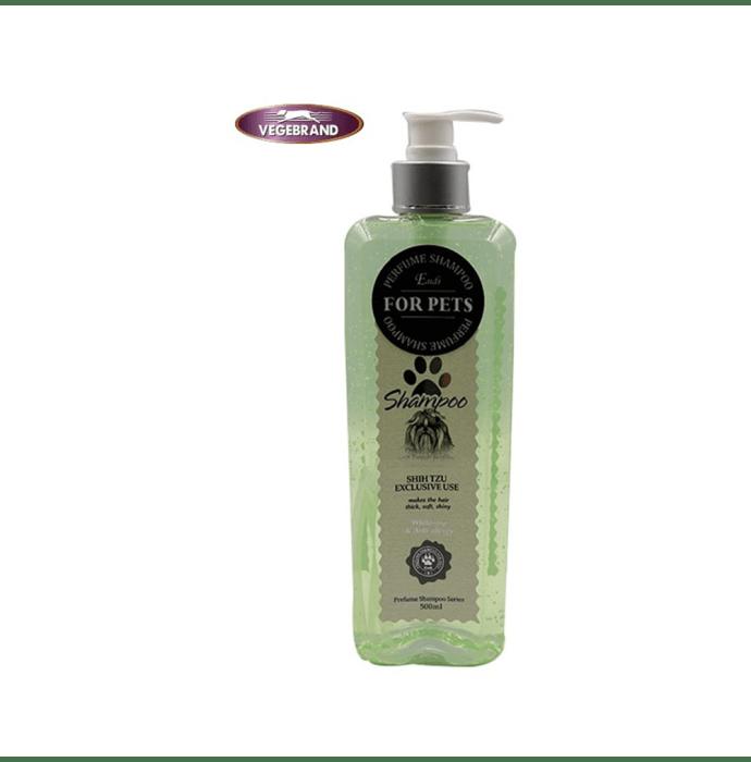 Endi Perfumed Shampoo For Pets Shih Tzu Exclusive Use